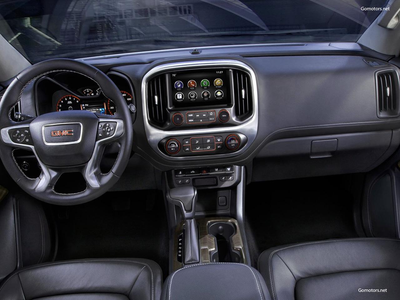GMC Canyon 2015 - Photos, News, Reviews, Specs, Car listings