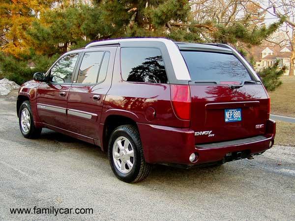 gmc envoy xuv photos news reviews specs car listings. Black Bedroom Furniture Sets. Home Design Ideas