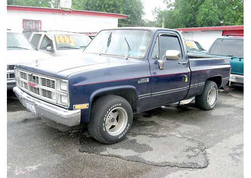 GMC High Sierra 1500