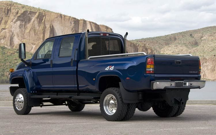 Gmc Kodiak on 6500 Chevy Kodiak Trucks Specs
