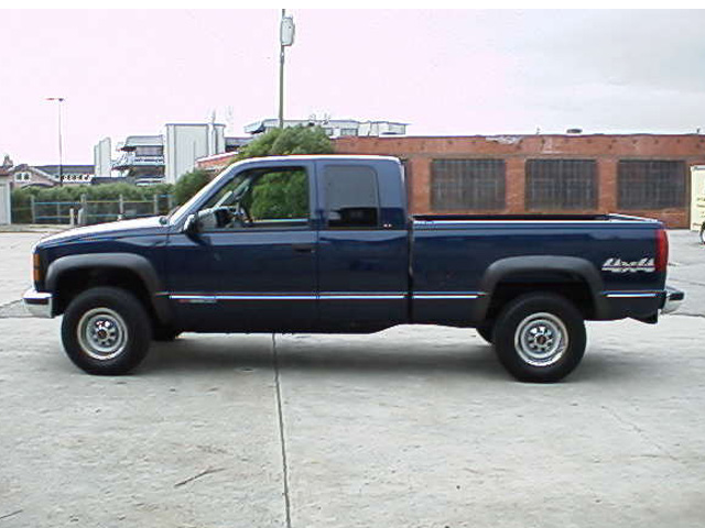 GMC Pick Up