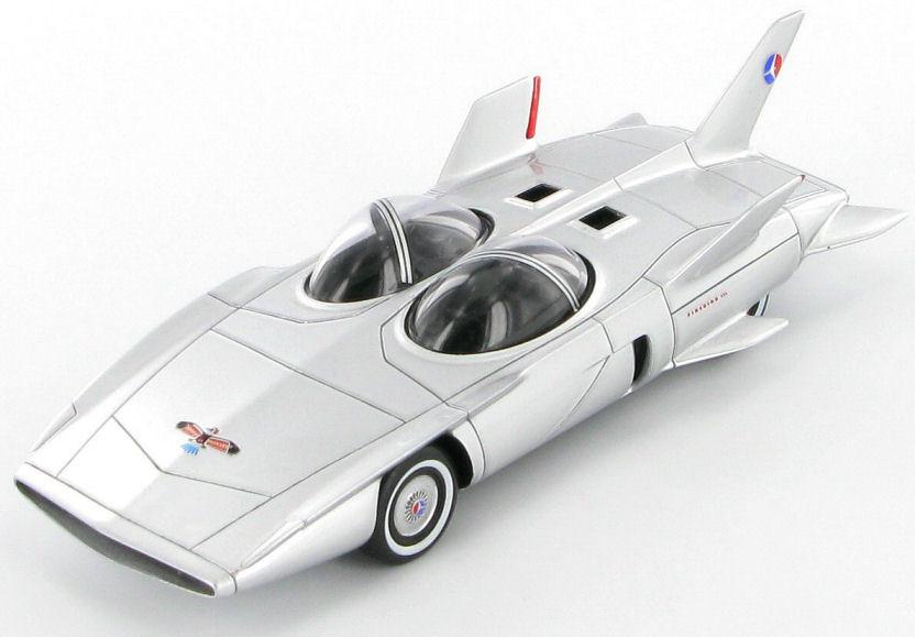 Mitsubishi Motors Latest Models >> General Motors Firebird III concept car: Photos, Reviews, News, Specs, Buy car