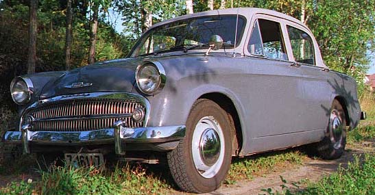 Hillman Minx Picture 2 Reviews News Specs Buy Car