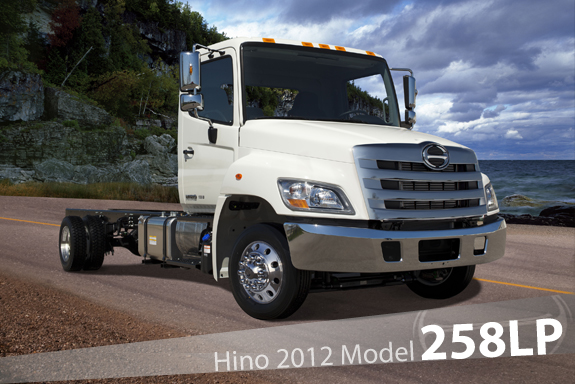 Hino 258 Images - Reverse Search