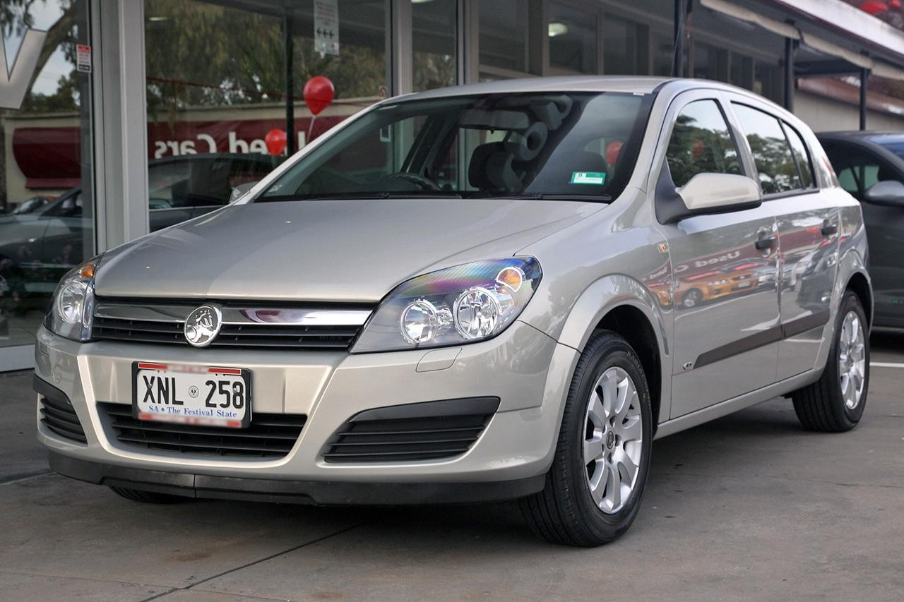 Holden Astra City 18i Hatch