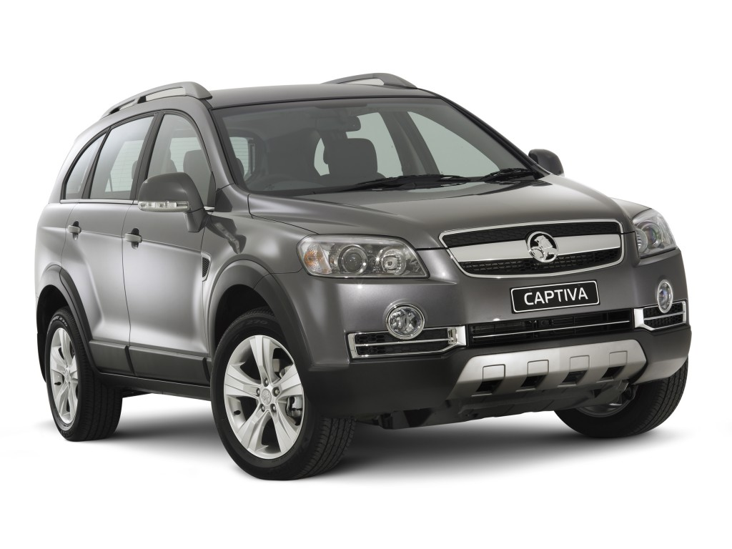 Holden Captiva Lx Tdi Photos News Reviews Specs Car