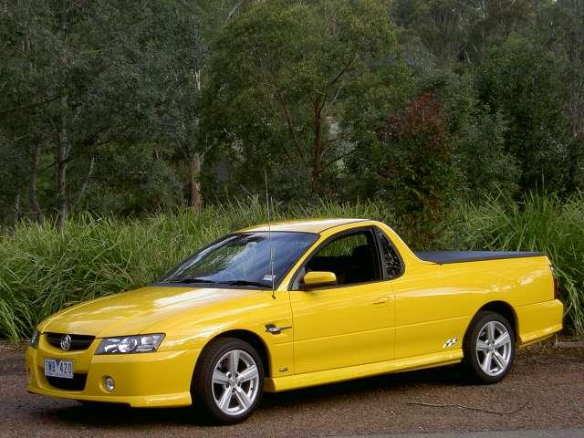 Holden Commodore ss v8 Ute vz
