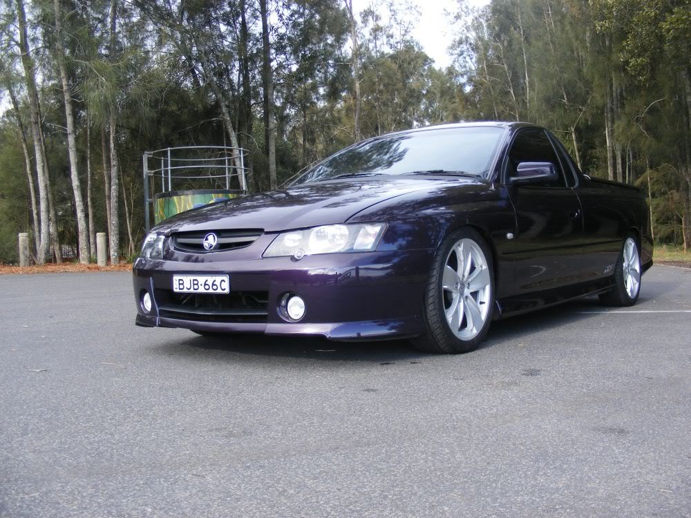 Holden Commodore SS VY Ute - Photos, News, Reviews, Specs, Car ...