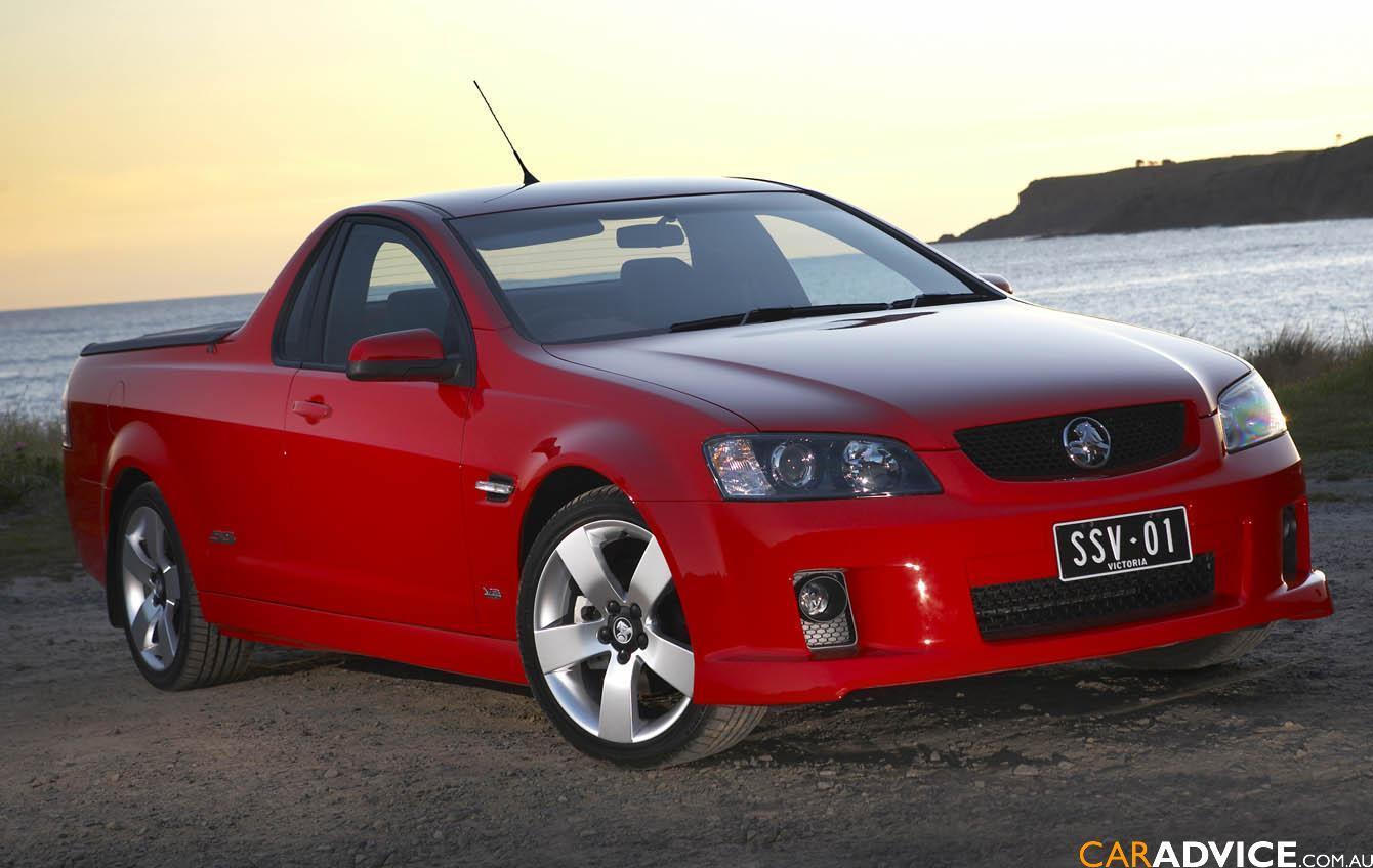 Holden Commodore VE SS ute - Photos, News, Reviews, Specs, Car ...
