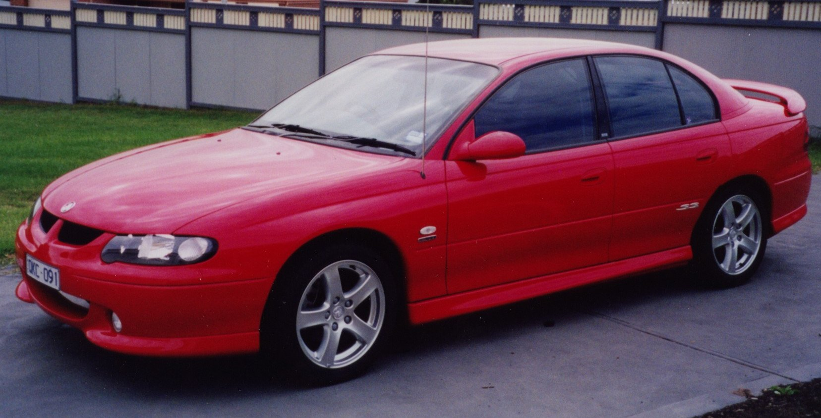 Holden VX SS:picture # 1 , reviews, news, specs, buy car