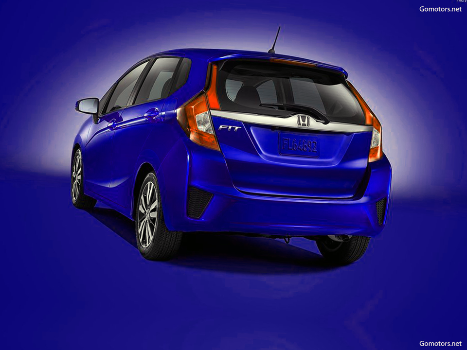 2015 Honda Fit:picture # 13 , reviews, news, specs, buy car