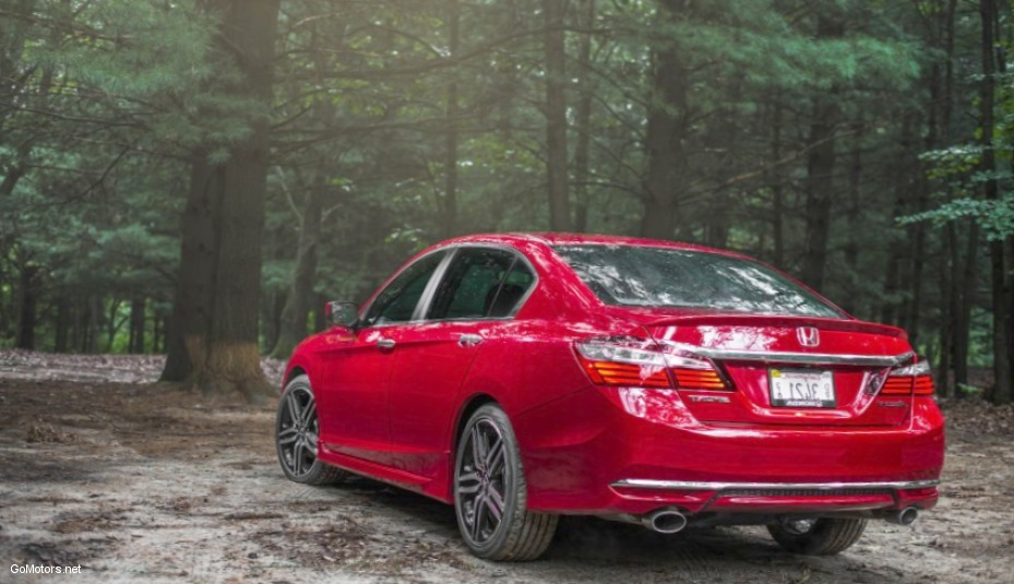 2016 Honda Accord Sport Picture 1 Reviews News Specs