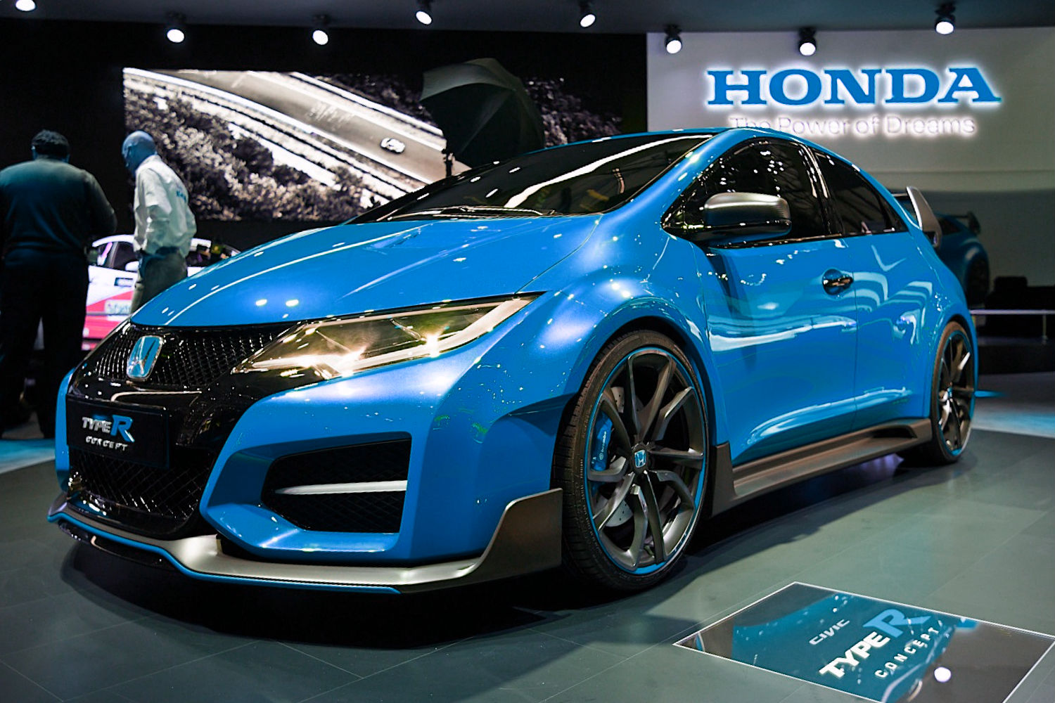 honda civic type r concept 2014 picture 9 reviews news specs buy car. Black Bedroom Furniture Sets. Home Design Ideas