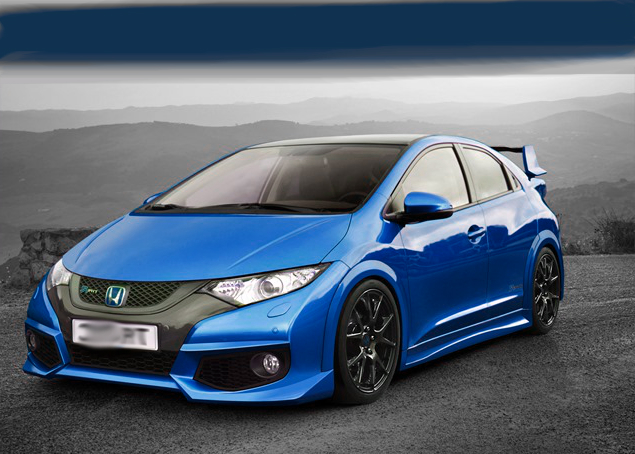 honda civic type r concept 2014 picture 17 reviews. Black Bedroom Furniture Sets. Home Design Ideas