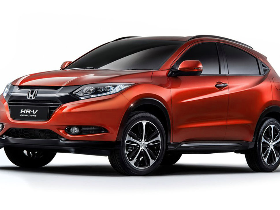 Honda HR-V 2015: Photos, Reviews, News, Specs, Buy car