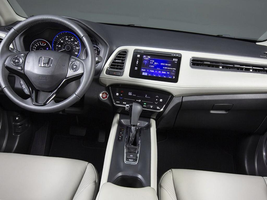 Honda hr v autos post for 2016 honda hr v dimensions