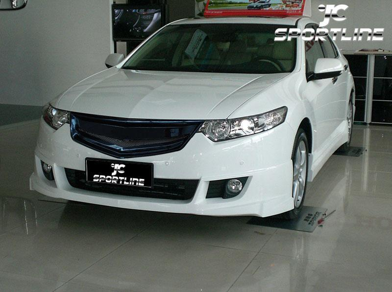 Honda Accord Euro Mugen Picture 1 Reviews News Specs