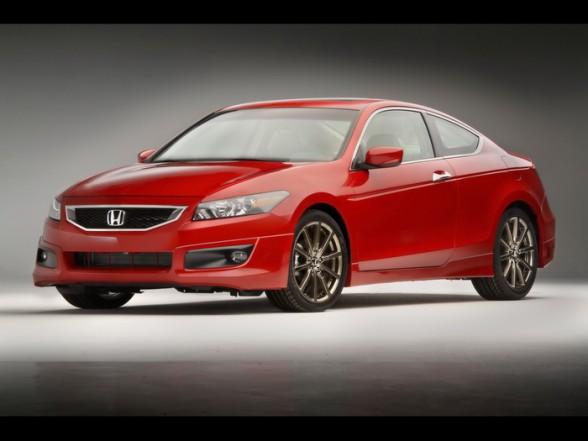 Honda Accord Si Coupe