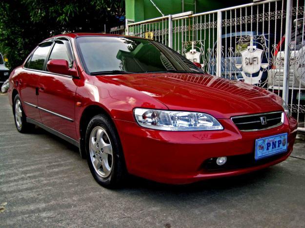 Honda Accord VTi L
