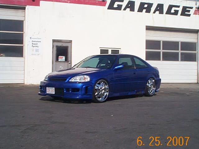 Honda Civic 20spicture 4 Reviews News Specs Buy Car