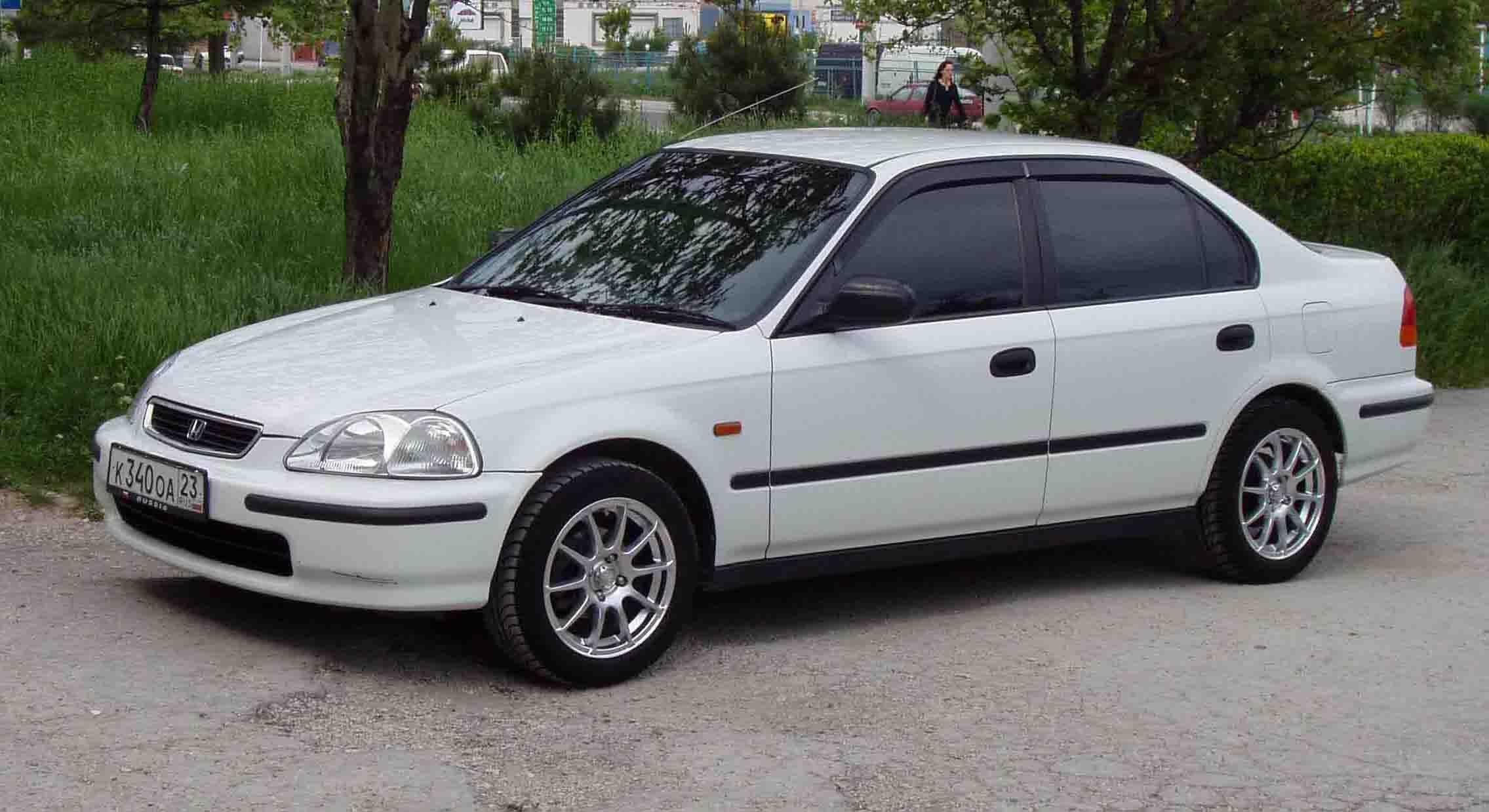 Хонда цивик 1998 фото