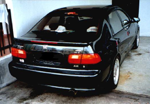 Honda Civic Ferio:picture # 3 , reviews, news, specs, buy car