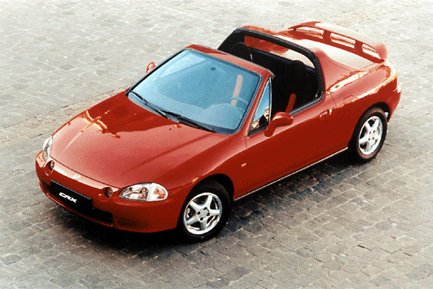 honda crx del sol photos reviews news specs buy car. Black Bedroom Furniture Sets. Home Design Ideas
