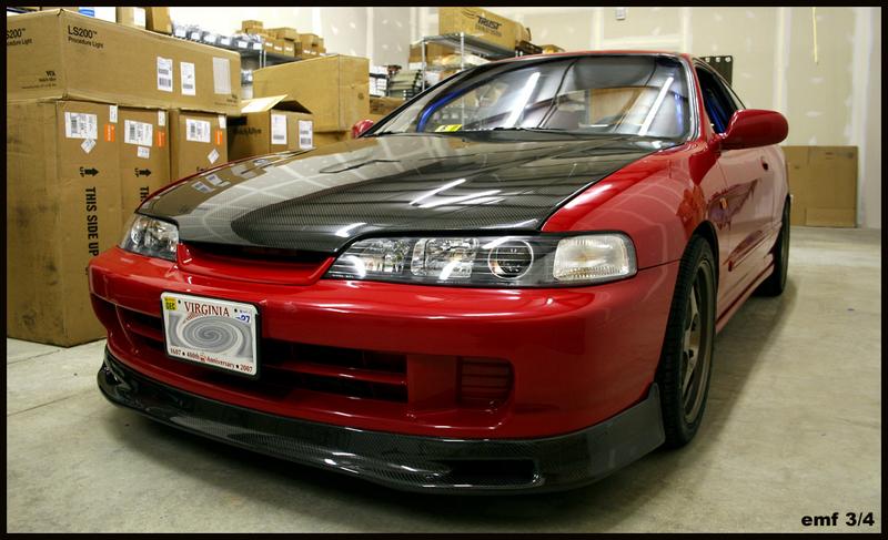 Honda Integra 18 LS Sedan
