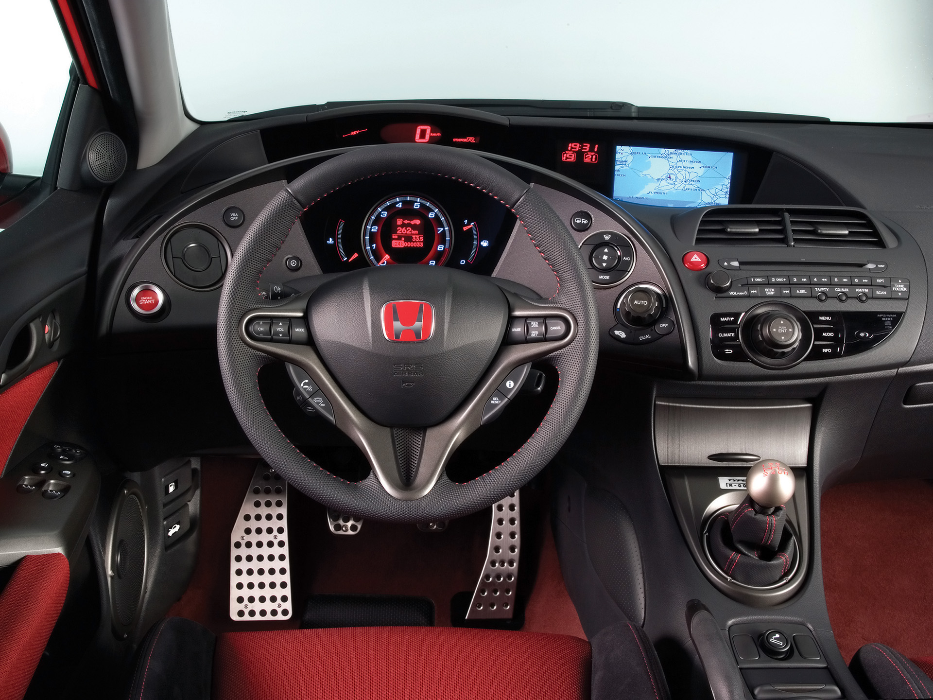 Honda Type R Picture 5 Reviews