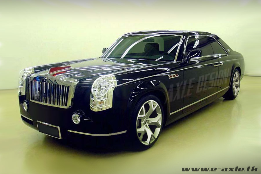 Hongqi Red Flag Picture 5 Reviews News Specs Buy Car