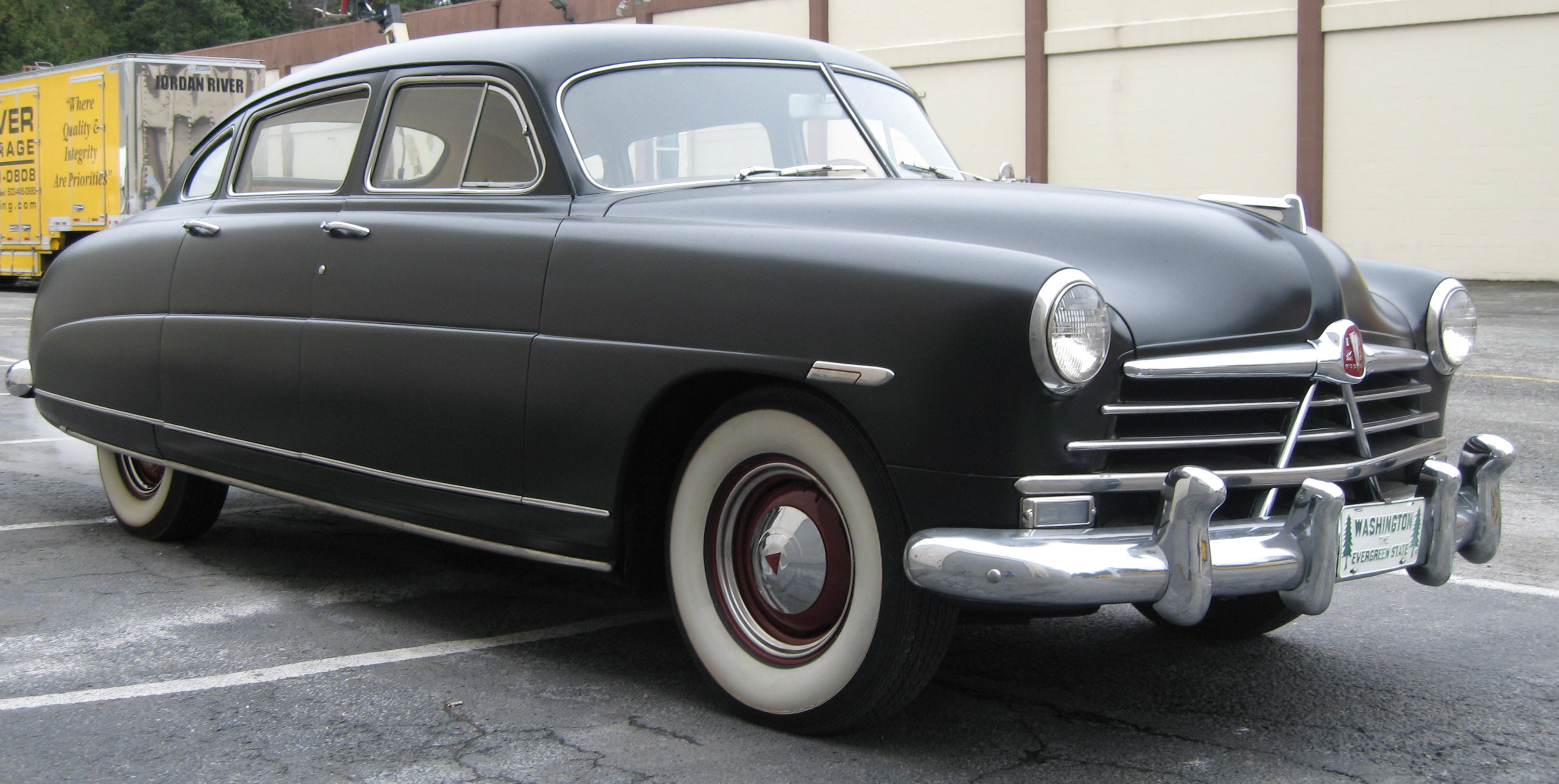 Hudson Pacemaker Photos News Reviews Specs Car Listings
