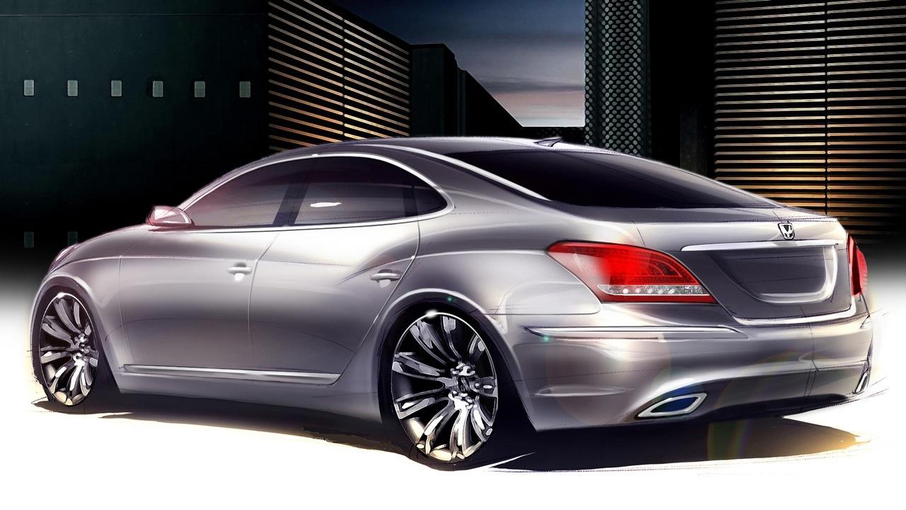 Hyundai Equus Photos News Reviews Specs Car Listings