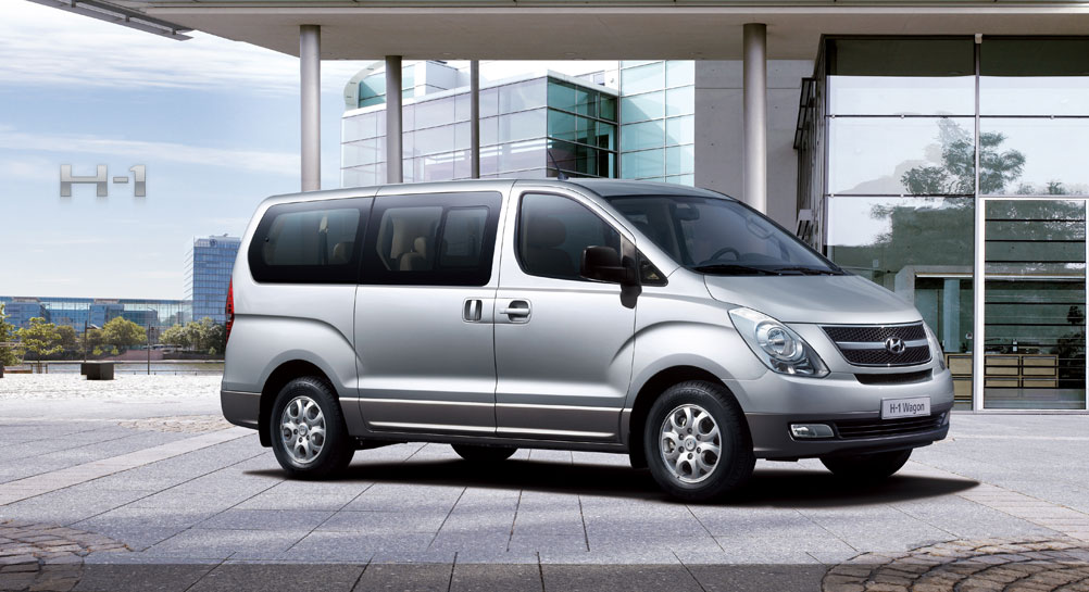 Hyundai H1 Photos Reviews News Specs Buy Car