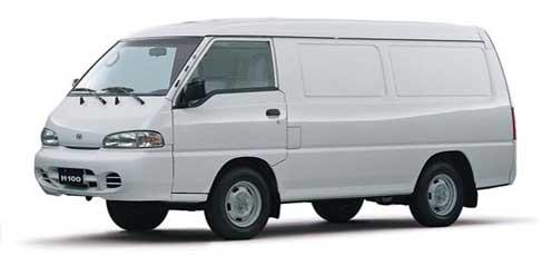 Hyundai H100 2 5 Terracan 2 9 Kia Sedona 2 9 Mazda
