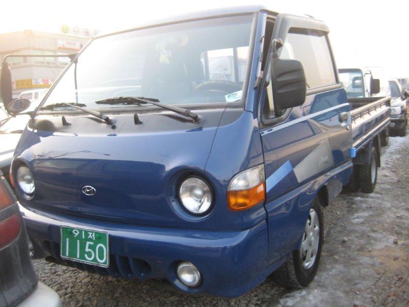 Hyundai H100 Porter 2600:picture # 2 , reviews, news, specs, buy car