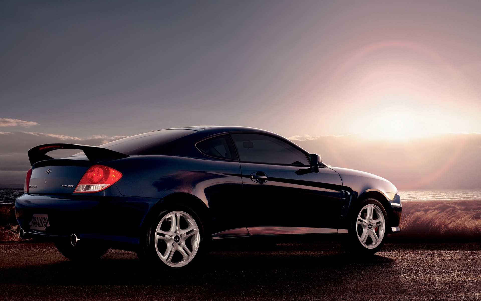 Hyundai Tiburon 27 V6 Photos Reviews News Specs Buy Car