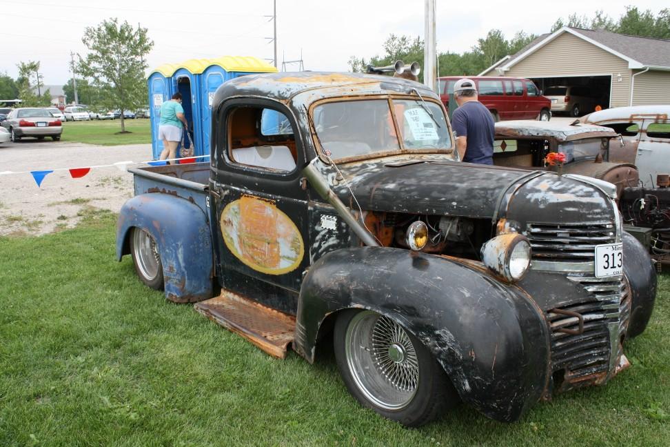 rat rod cars best - photo #45