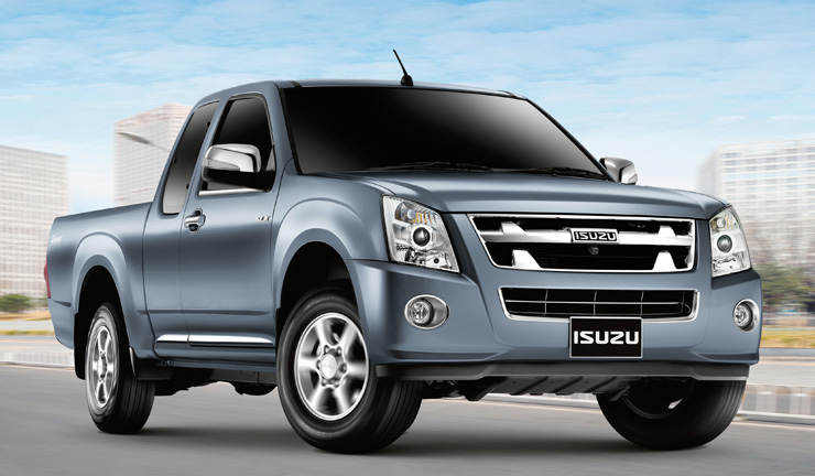 Isuzu SLX Spacecab