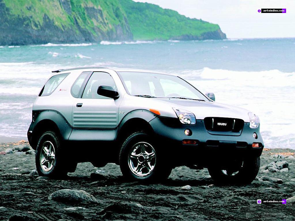 Isuzu vehicross photos news reviews specs car listings for Via motors truck price