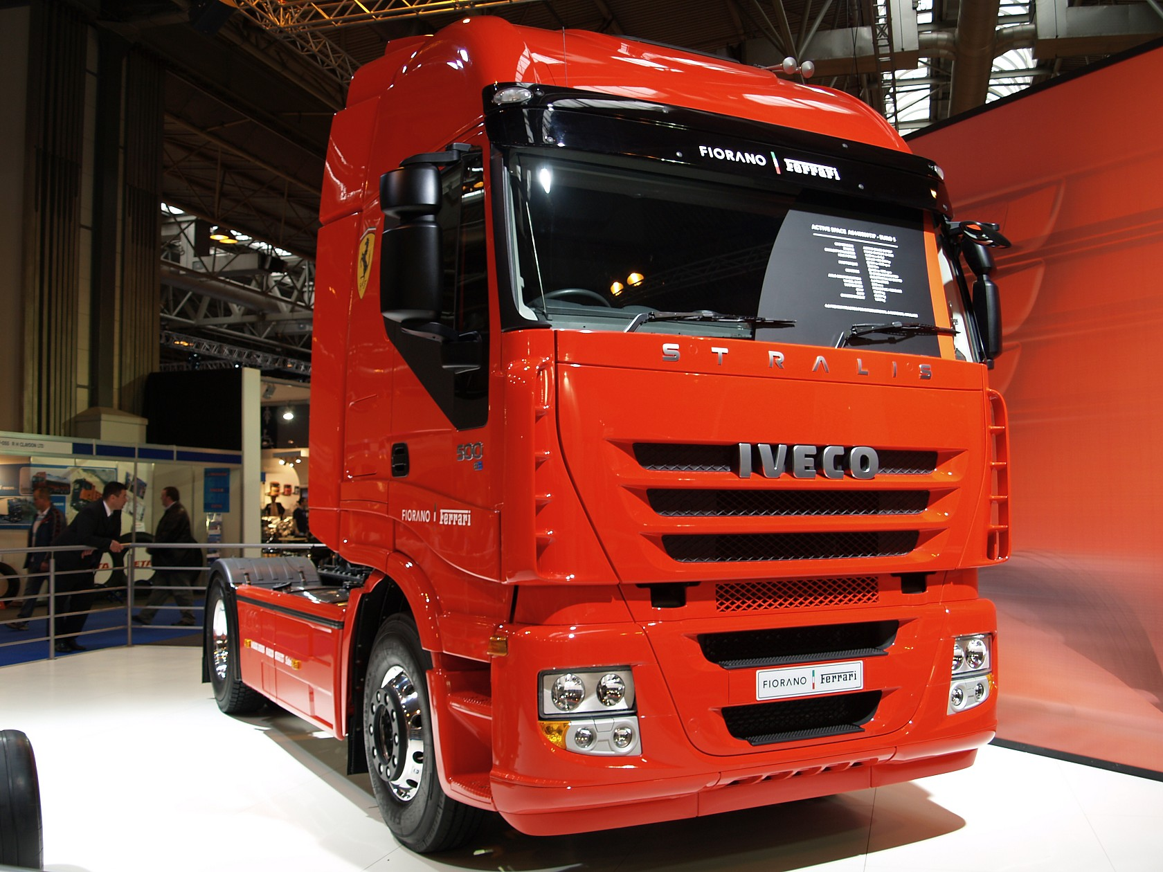 Iveco Stralis: photos, reviews, news, specs, buy car