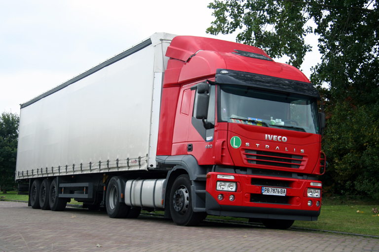 Iveco Stralis 430 AS