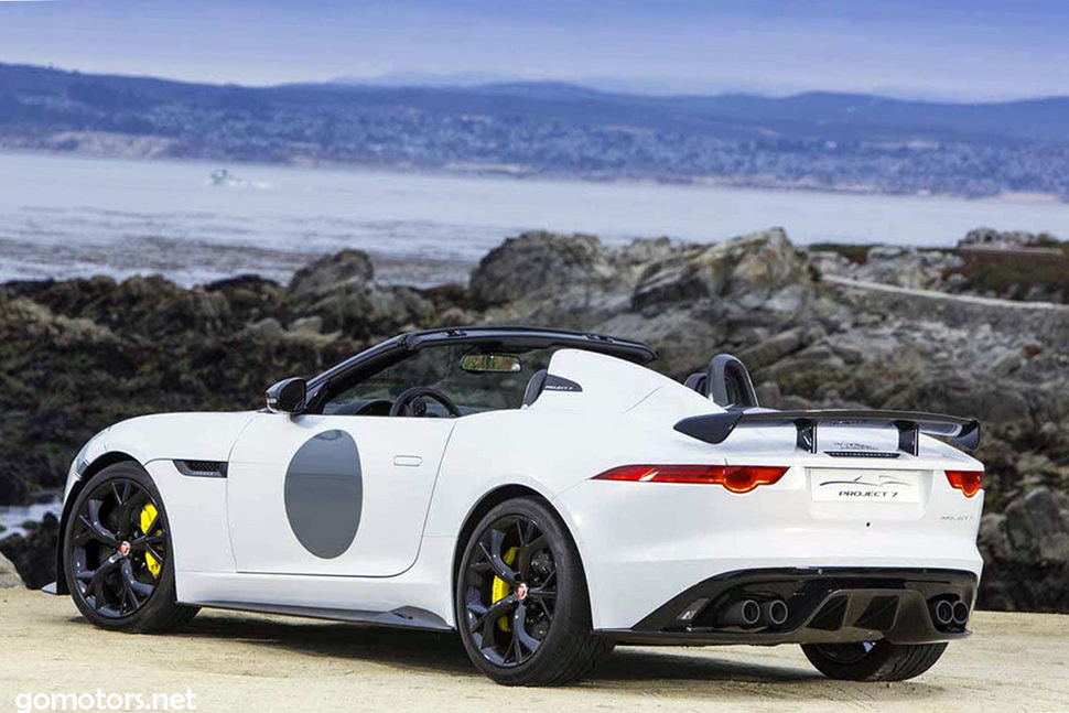 2015 jaguar f type project 7 limited edition picture 1. Black Bedroom Furniture Sets. Home Design Ideas