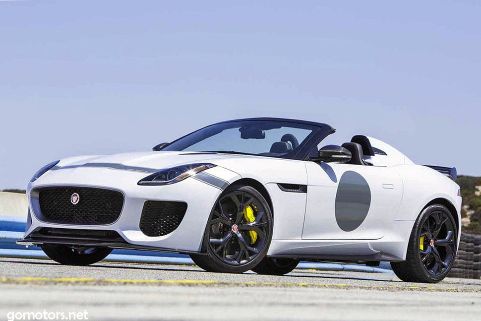 2015 Jaguar F-Type Project 7 limited-edition:picture # 26 ...