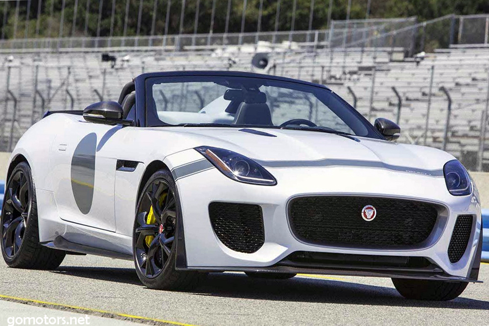 2015 Jaguar F-Type Project 7 limited-edition:picture # 29 ...