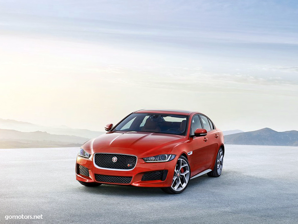 2016 Jaguar XE S:picture # 2 , reviews, news, specs, buy car