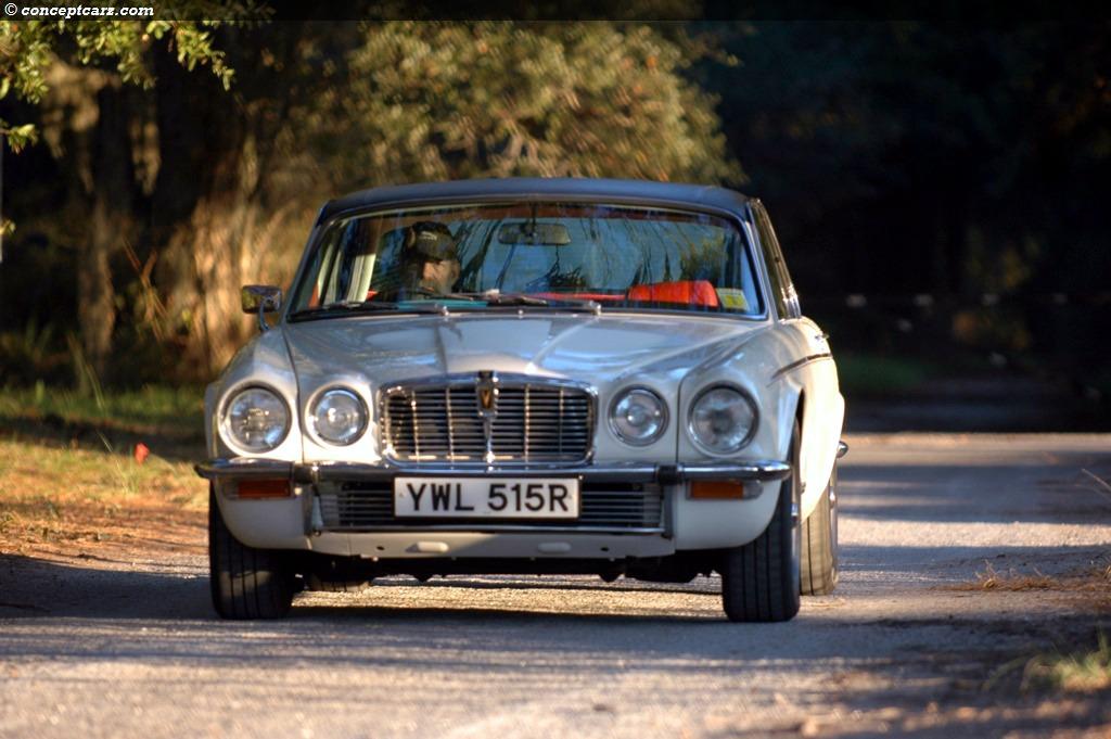 Jaguar 53 XJ: Photos, Reviews, News, Specs, Buy car