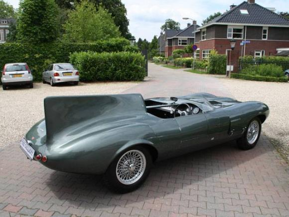 jaguar d type replica photos reviews news specs buy car. Black Bedroom Furniture Sets. Home Design Ideas