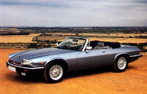 jaguar xj s cabrio photos news reviews specs car. Black Bedroom Furniture Sets. Home Design Ideas