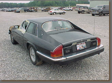 jaguar xjs v12 photos news reviews specs car listings. Black Bedroom Furniture Sets. Home Design Ideas