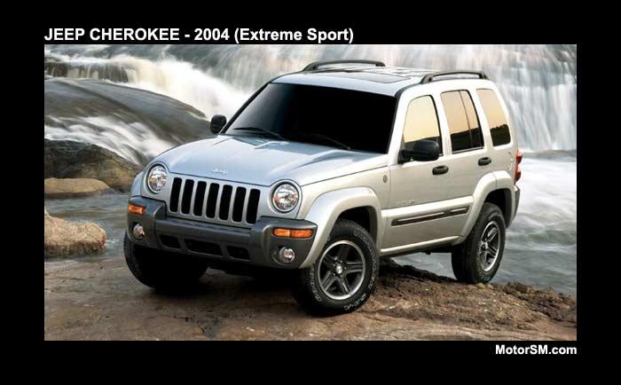 Jeep Cherokee Extreme Sport